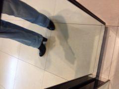New Evans black block heel boots