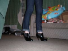 new ankle boots with skinnyy jeans