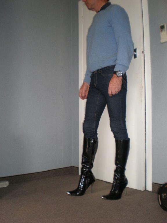 pleaser heat 2010 boots