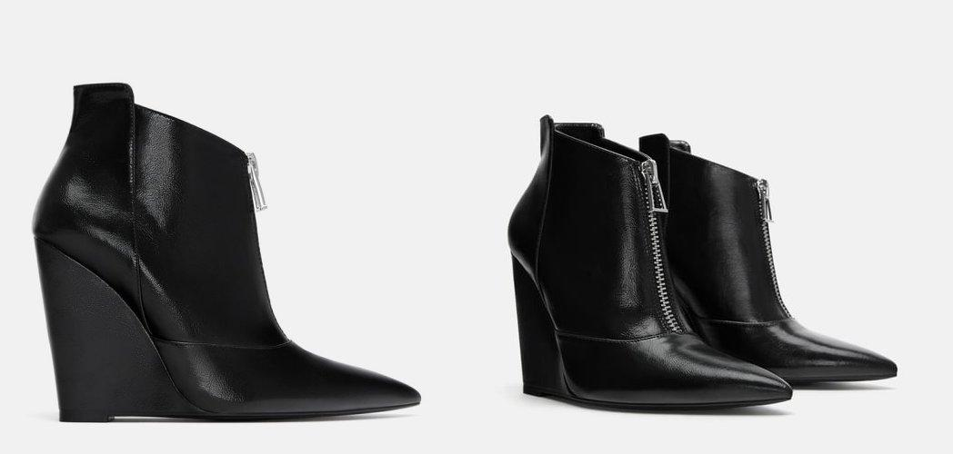 Zara zip up wedge.jpg